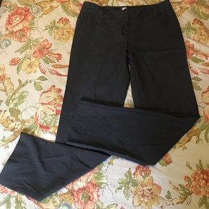 Medium gray Anne Klein dress pants